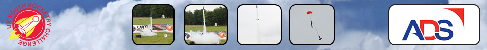 Welcome to the UK Aerospace Youth Rocketry Challenge Web Site